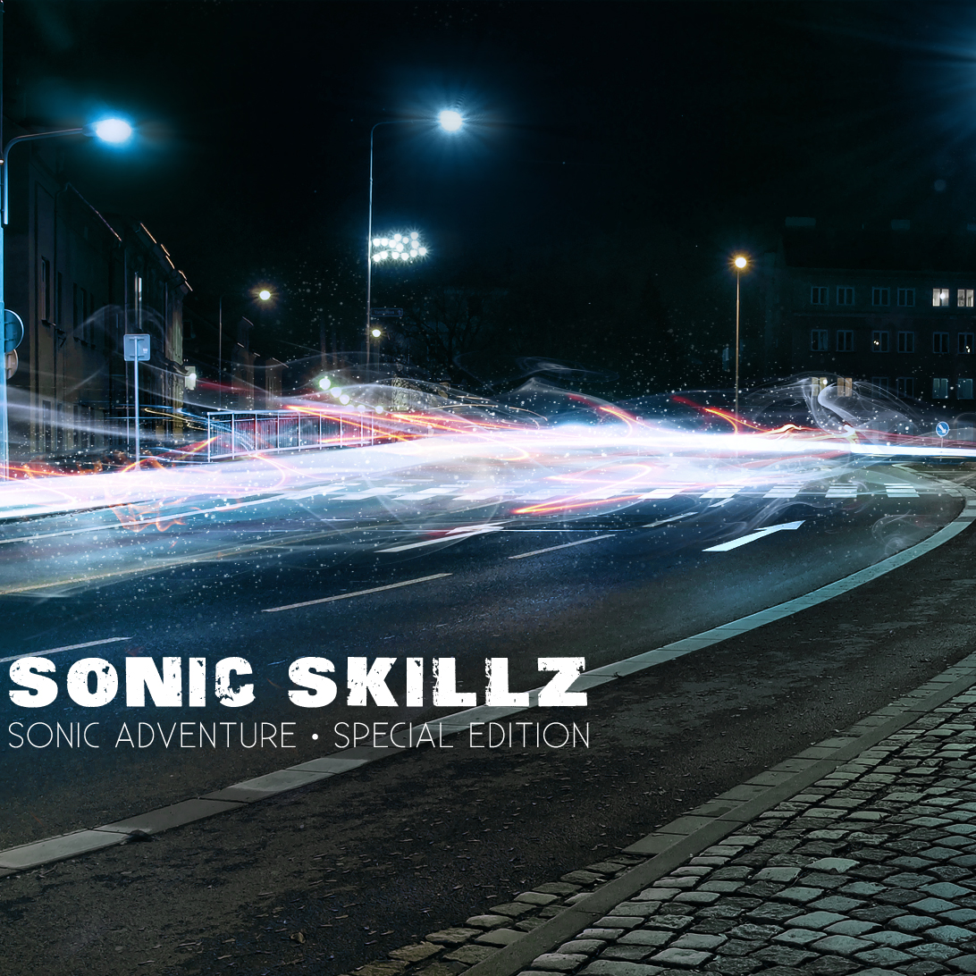 Sonic Skillz - Sonic Adventure (Special Edition)