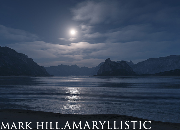 Mark Hill - Amaryllistic